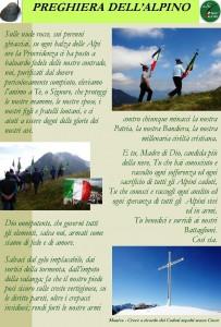 Preghiera dell'alpino
